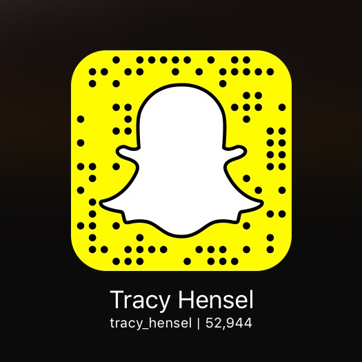 weekend adventure on snapchat • tracy hensel
