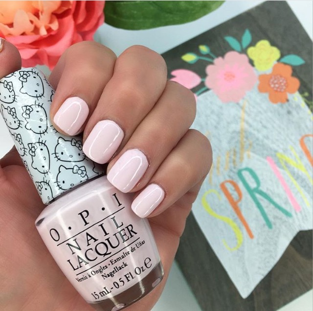 Favorite 5 Spring Nail Polish Colors • Tracy Hensel