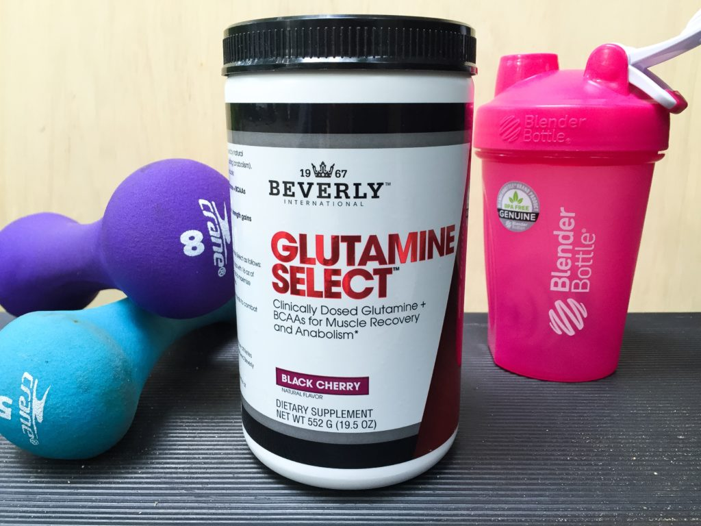 Glutamine and BCAA's