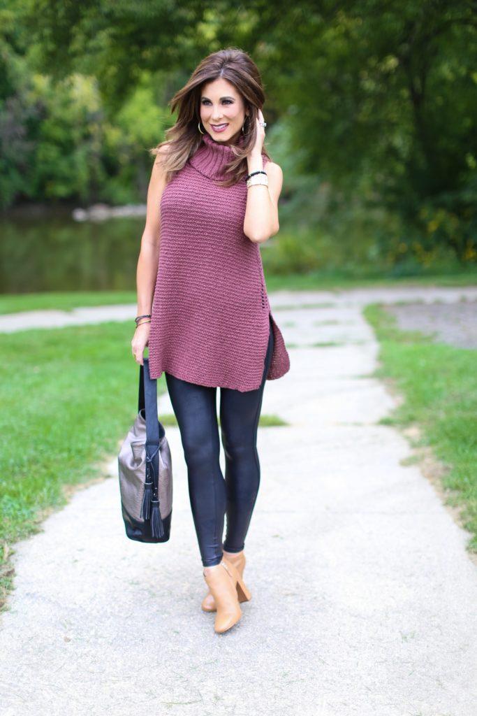 Early Fall Sweater Weather