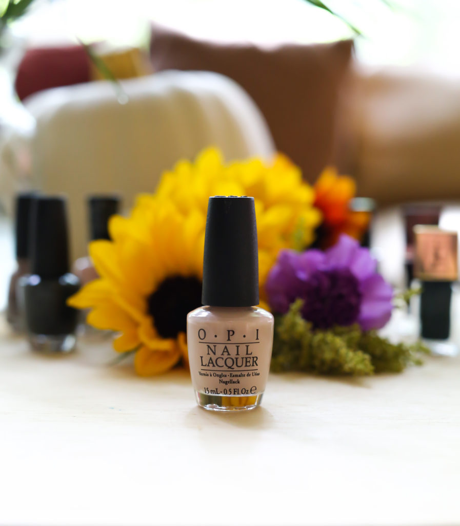 My Favorite Nail Polish Colors For Fall • Tracy Hensel