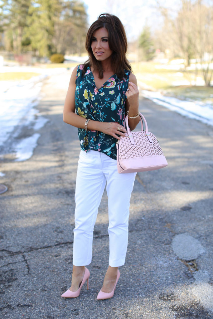 ddbd5299fef Tracy Hensel - Spring Office Look To Get You Out of The Winter Rut ...