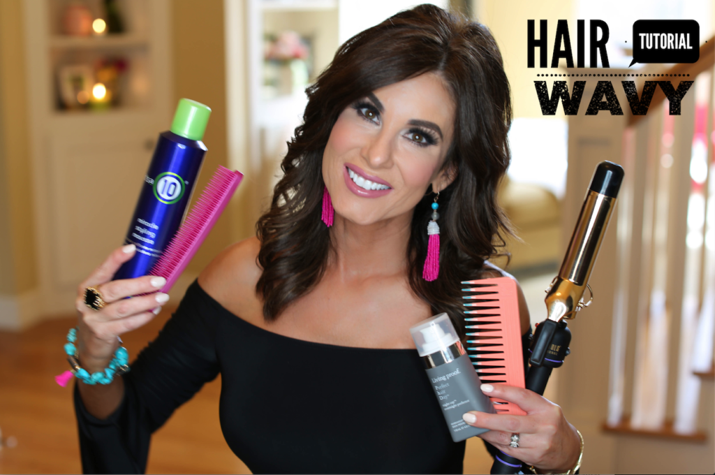 Wavy hair tutorial day one clean hair tracy hensel share the post wavy hair tutorial day one clean hair youtube urmus Gallery