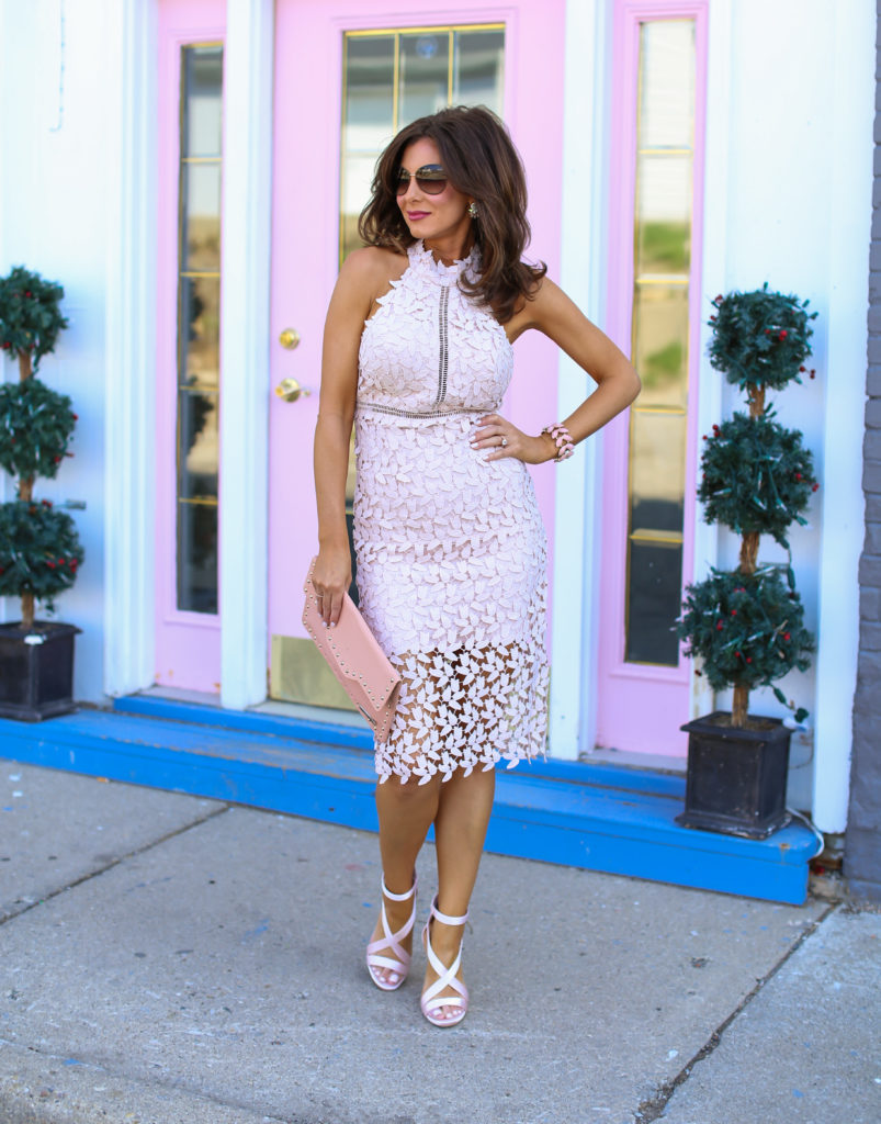 851f05434d0f 8 Wedding Guest Styling Tips and What I wore To Last Weekend Spring Wedding