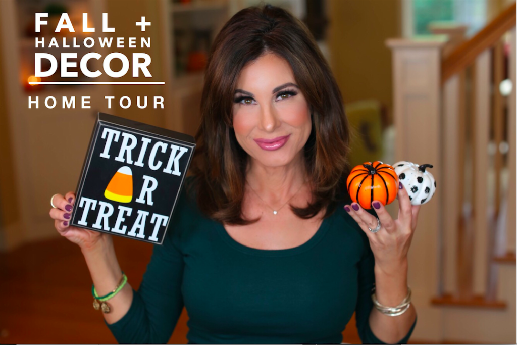Tracy Hensel Fall Halloween Decor Home Tour Tracy